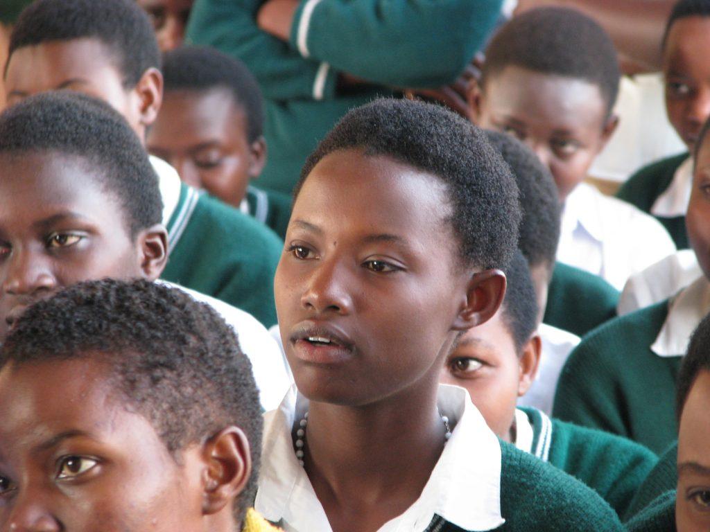 Solar lantern for Africa